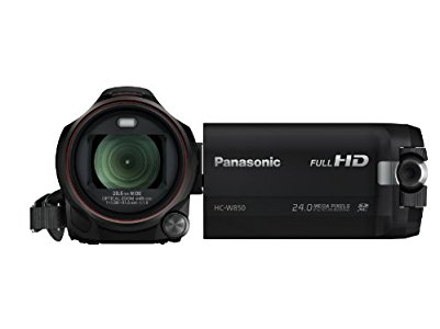 Panasonic HC-W850EB-K Full HD Camcorder, Great all-rounder